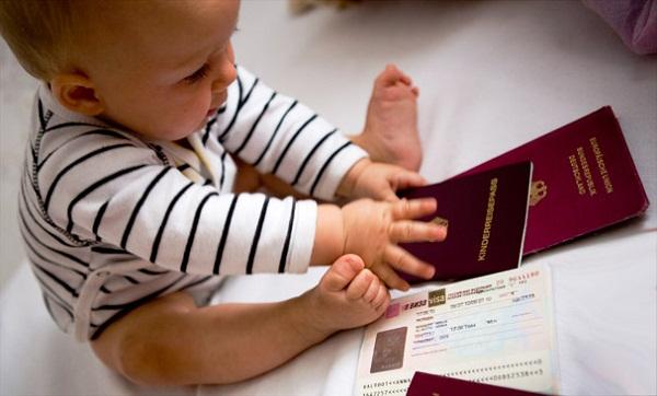 своевременная регистрация ребенка