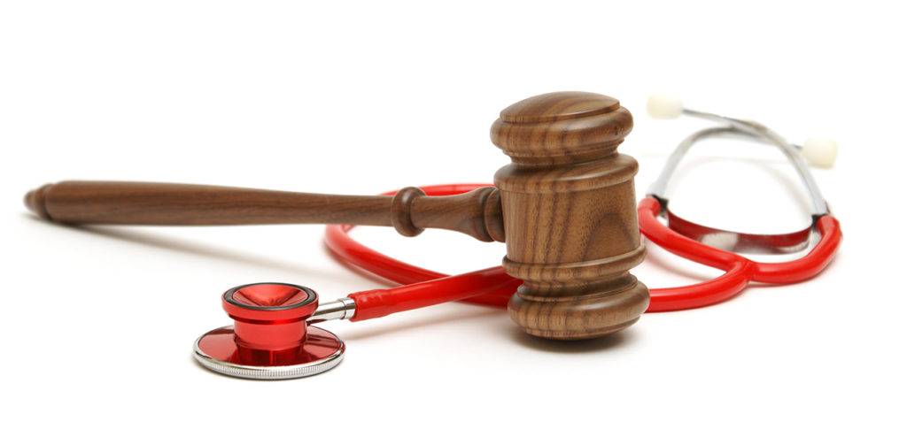 консультации медицинского юриста