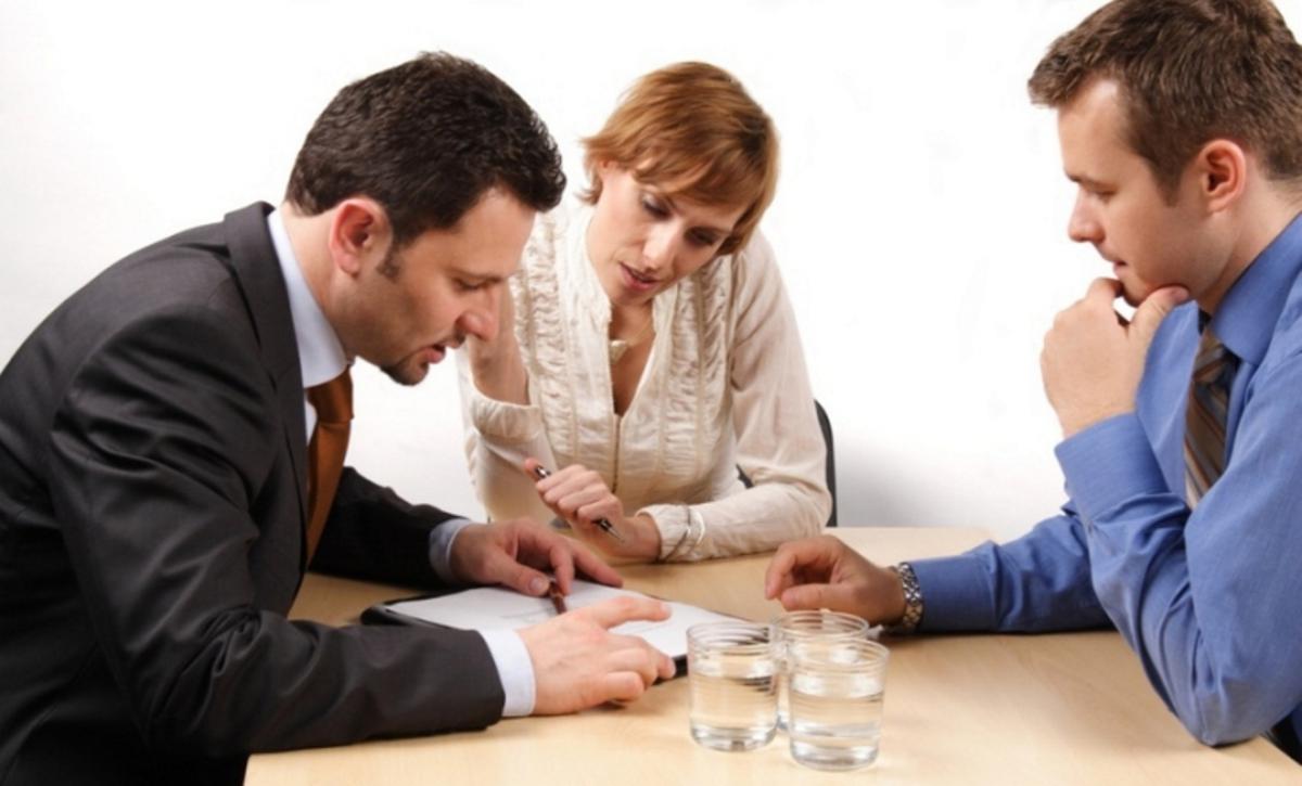 консультация по разводу