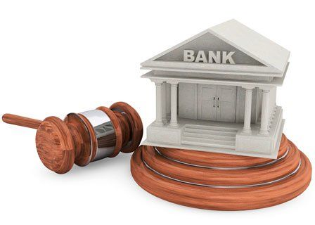 юрист по делам с банками